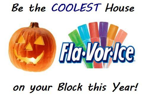 halloween flavorice