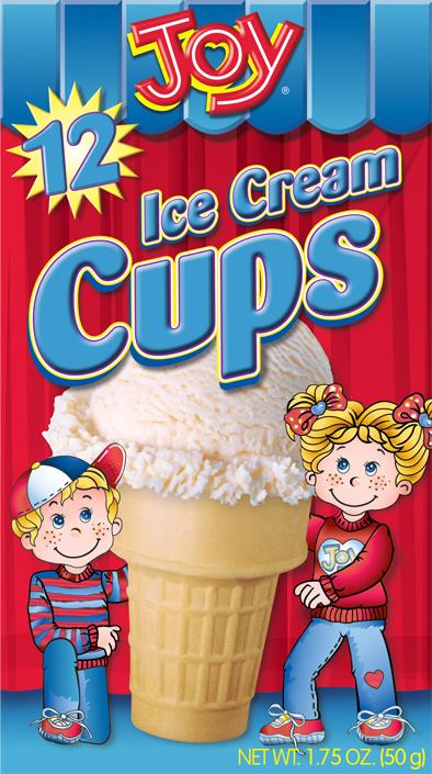 amazoncom joy cone 24count ice cream cups 35oz 2 pack - 312×561