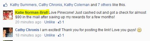 pinecone review