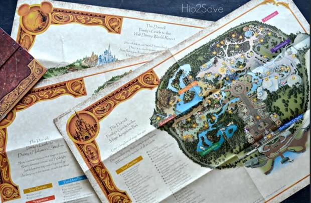 disney customized maps