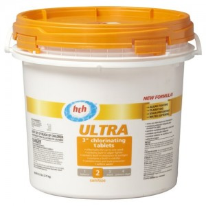 HTH Ultra 3 Chlorinating Tablets
