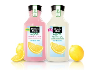 Minute Maid Light 59 fl oz bottle