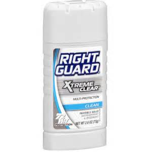 Right Guard Xtreme Clear or Clinical Clear Product