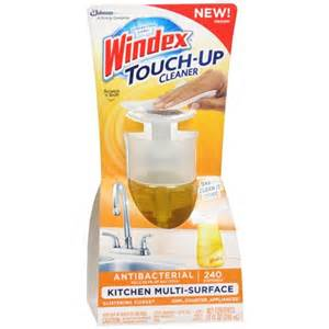 Windex Touch-Up Cleaner