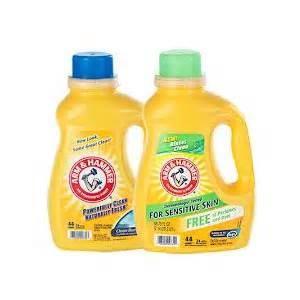 arm and hammer laundy