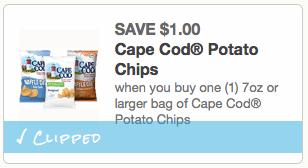 cape cod coupon