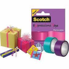 scotchs expression tape
