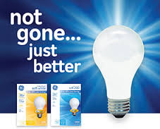 GE energy-efficient soft white bulbs