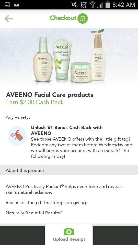 Aveeno skin care coupons