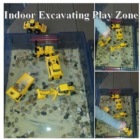 indoor excavating playa zone