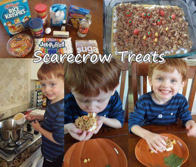 scarecrow treats