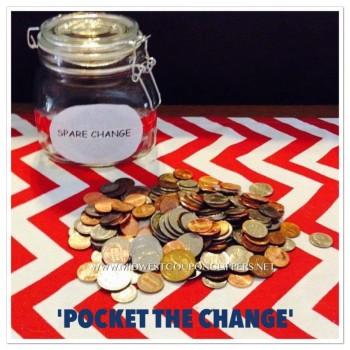 pocket the change