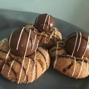 sppoky spider cookies =1