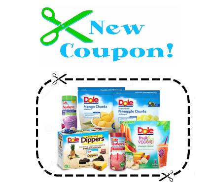 Dole frozen fruit coupons 2018
