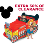 Kohl's Clearance: Disney's Mickey & The Roadster Racers Vehicle Play Tent $13.99