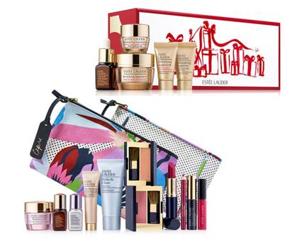 Macy S Estée Lauder 5 Pc Revitalize Refine Collection 7 Pc Gift Set Only 37 50
