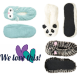 Jacques Moret Women's Critter Slippers as low as $3.49 (reg. $17.99)