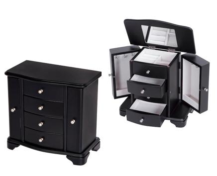 Kohls Jewelry Box Adorable Kohl's Mele Designs Wood Jewelry Box 6060 Reg 60