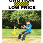Kohl's: Reeves Toys Big Dig Ride-On Working Crane $39.19 (reg. $69.99)