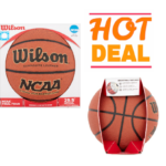 Walmart: 29.5″ Wilson NCAA Final Four Edition Composite Leather Basketball ONLY $12.99