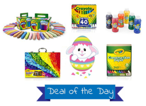 Crayola Color Wonder Mess-Free Art Desk with Stamps ONLY $8.59 ...