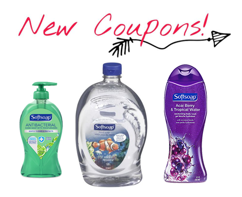 Shopping Tips for Softsoap: 1. Softsoap makes a ton of great products, such as the foaming hand soap, liquid hand soap and body soap. When the $1 off 1 Softsoap coupon becomes available, pair it with a sale at your local grocery store or drugstore for an unbelievable deal!