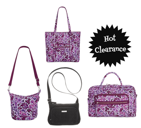 2f8fdd7eb0d3 HUGE Clearance Savings on Vera Bradley Handbags!