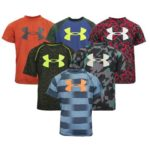 3-Pack of Under Armour Boys' Short Sleeve Big Logo Printed T-Shirts ONLY $27.00 after Promo Code & FREE Shipping
