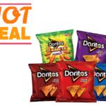 40 Pack of Doritos Flavored Tortilla Chip Variety Pack $11.23