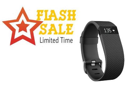 Flash Sale: Fitbit Charge HR Activity Tracker $54 99 (reg