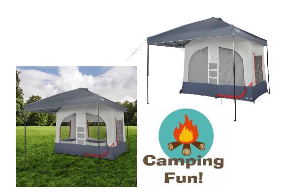 Walmart Ozark Trail 3 Person Connect Tent 26 00 Reg