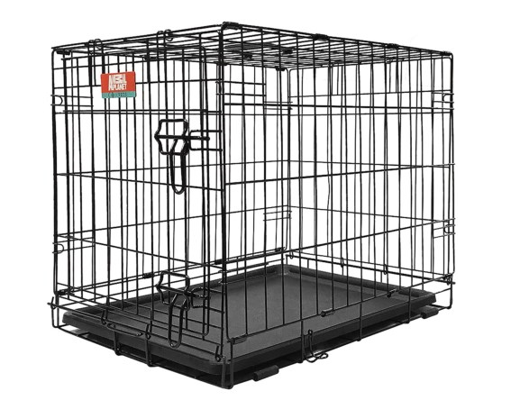 Animal Planet Single Door Metal Dog Crate 19x12x14 10