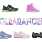 Clearance Skechers for the ENTIRE FAMILY & FREE Shipping