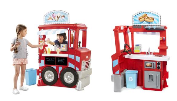 Little Tikes Food Truck