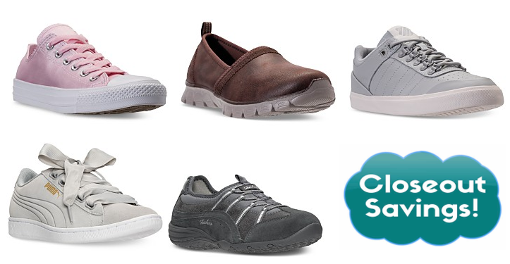 Puma Vikky Ribbon Women's Sneakers for Only $29.98 at Macy's
