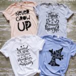 Neverland Tee's Only $13.99 (Sizes 2T to Adult XL) 6 Designs