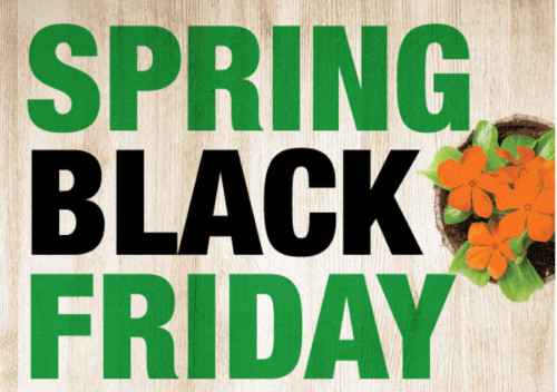 home depot spring black friday sale. Black Bedroom Furniture Sets. Home Design Ideas