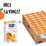 40 Pack of Ocean Spray 100% Orange Juice Boxes ONLY $11.62
