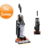 Eureka Brushroll Clean with SuctionSeal Bagless Upright Vacuum $57.00 (reg. $99.00)