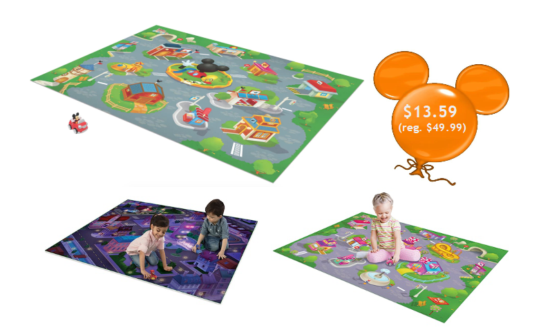 Kohl S Mickey Minnie And Pj Mask Mega Play Mats Only