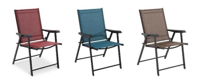 Tremendous Sonoma Coronado Folding Patio Bistro Chair 2 Piece Set Gamerscity Chair Design For Home Gamerscityorg