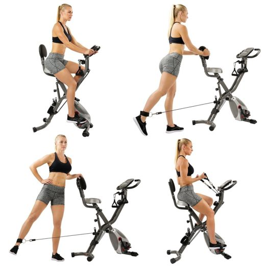 Deal Of The Day: Foldable Semi Recumbent Magnetic Upright