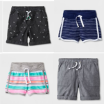 Target: $4.00 Cat & Jack Tees and Shorts!