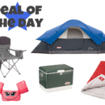 Deal of the Day: Coleman Camping Gear
