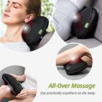 Deal of the Day: Highly Rated Mynt Shiatsu Massage Pillow with Heat Only $28.50 (reg. $79.99)