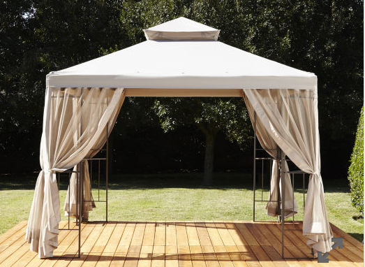Outdoor Oasis Gazebo Only 211 75 Shipped