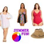 SAVE BIG on Swim Suits, Cover-Ups and Accessories (Size 8 thru 5X) FREE Shipping