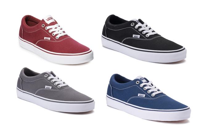 Do Vans Mens Shoes Come Www