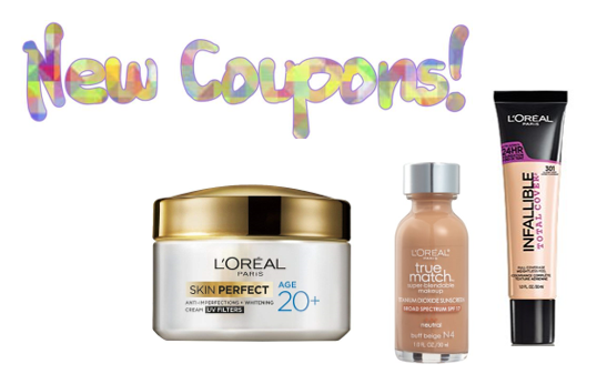 4899adcbdf7 Save $4.00 on ANY ONE (1) L'Oreal Paris Face Products