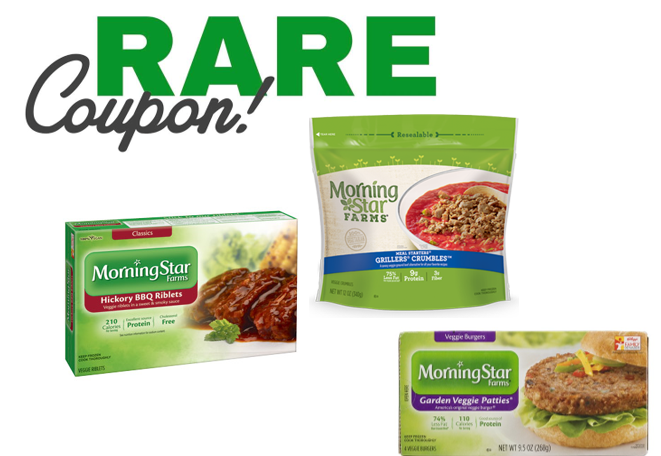 Buy Morningstar Farms Items Under $160 at Amazon + Free Shipping w/Prime